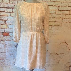 Madewell Long Sleeve Dress